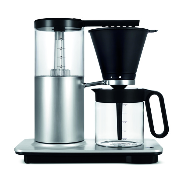 Folkekære Kaffemaskiner - Køb bedste en kaffemaskine med kværn og termokande RM-73
