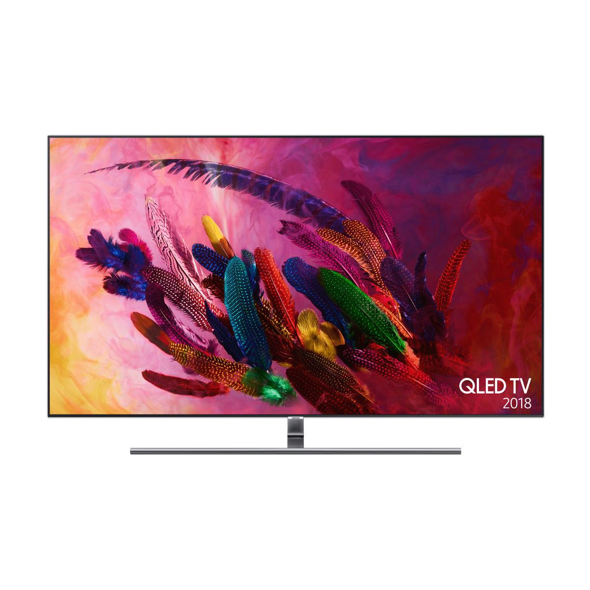 42c663dd Samsung QE55Q7FNATXXC QLED Smart TV - Power.dk